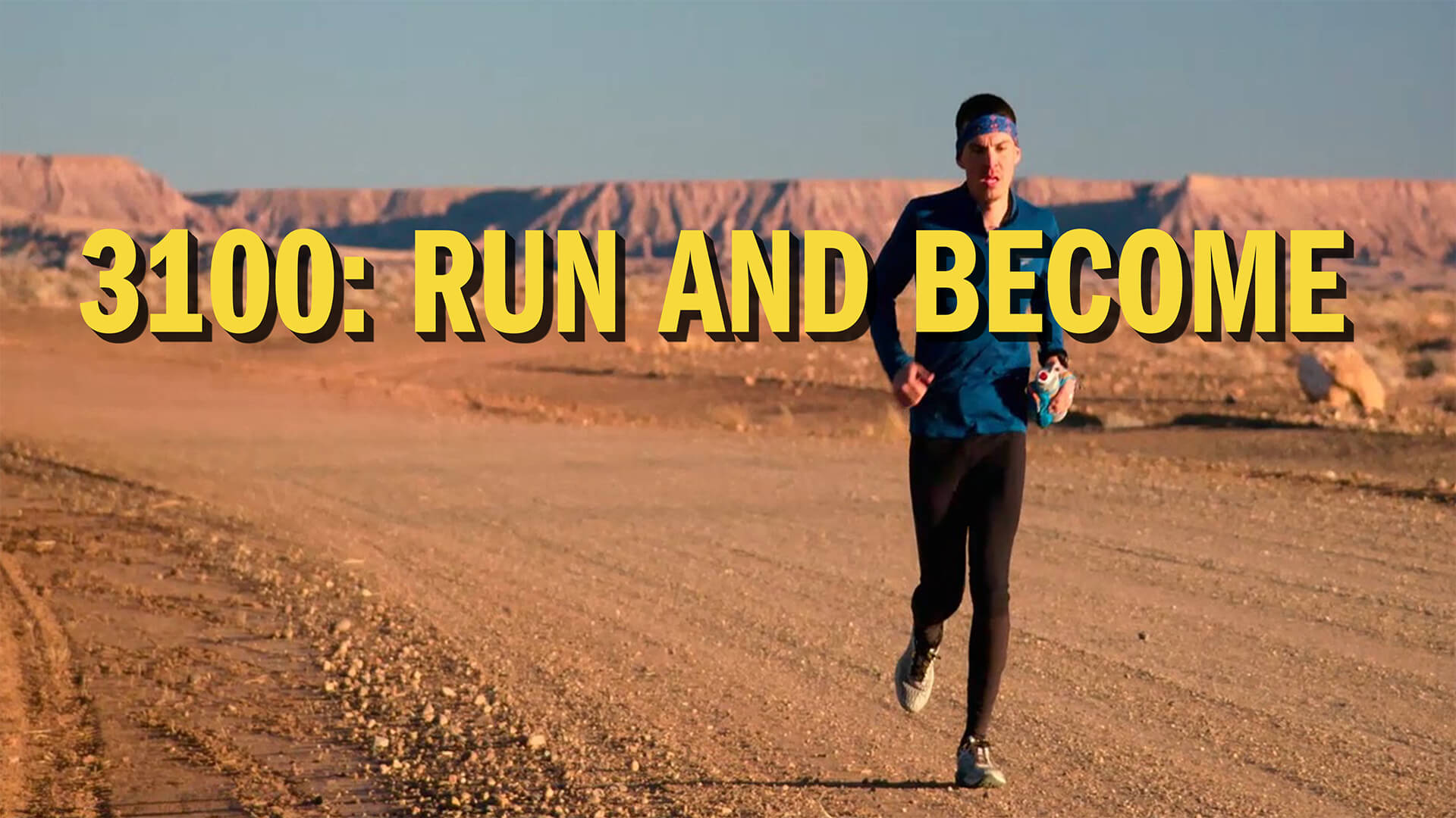 3100: Run and Become - The Film3100: Run and Become | A Film by